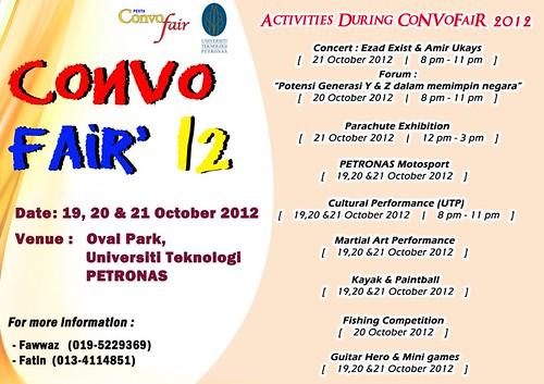 Convofair 2012 UTP