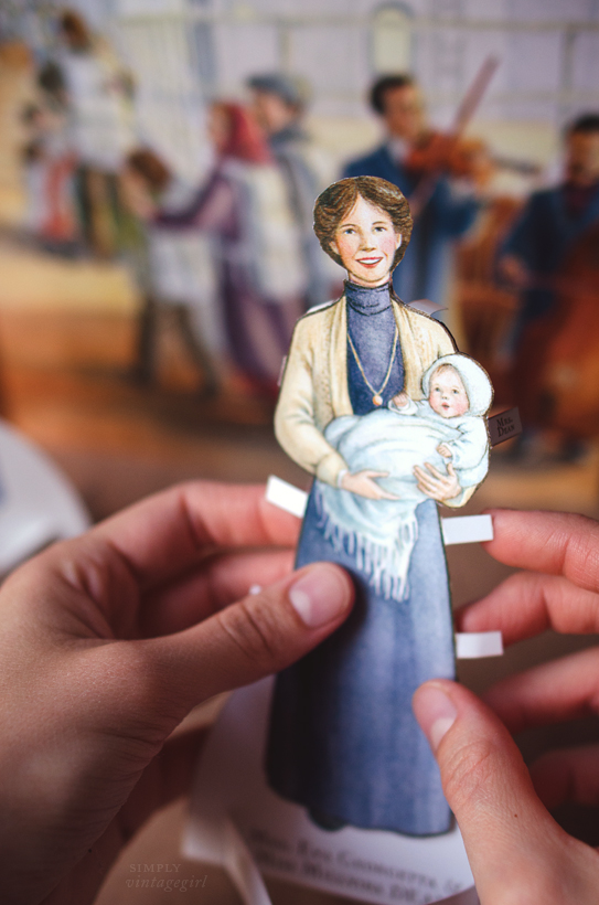 The Children's Titanic Paper Dolls