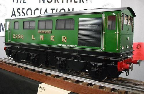 LNER Diesel design