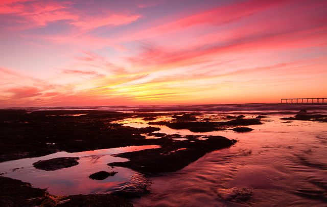 Ocean Beach at Sunset 101712 © Michael Klayman-004
