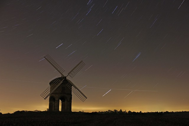 Chesterton Star Trails
