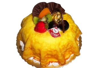 生日蛋糕 岩燒蛋皮