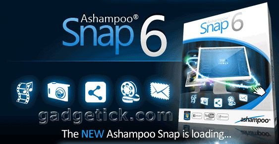 Ashampoo Snap 6.0