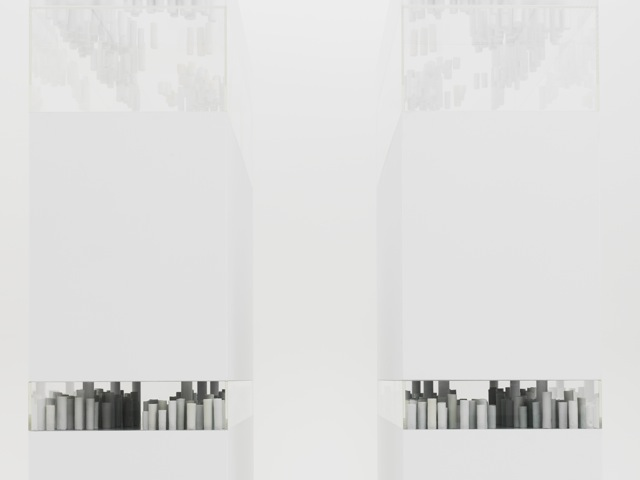 Edmund de Waal - A Thousand Hours - installation view at Alan Cristea Gallery 2