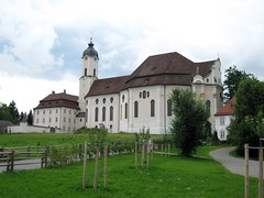 The Pilgrimage Church of Wies
