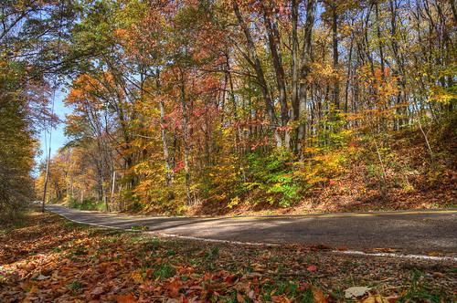 road autumn ohio music fall leaves rural geotagged nikon raw nef country foliage hdr franksinatra cs5 d3s starkcountyohio nikongp1 photomatixpro4 nikkor24120f4vr