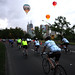 balloons by Bicycle Network