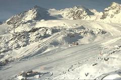 Aktuální sněhové zpravodajství: vydařené počasí na ledovcích