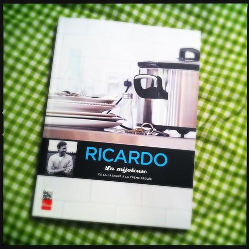 Ricardo: la mijoteuse de la lasagne à la crème brûlée