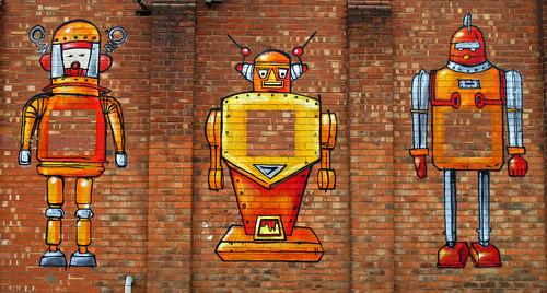 Meet the dig-bots