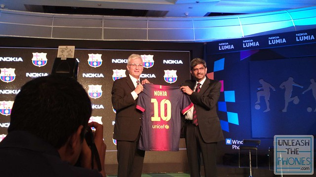 Nokia India Announces Partnership with FC Barcelona