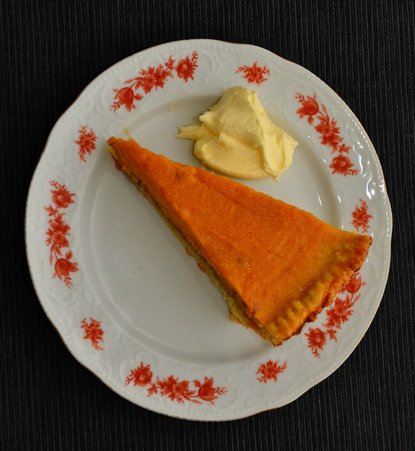 sweet potatoes pie- M. Stewart