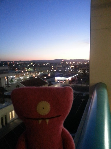 sunrise dawn reno uglydoll wedgehead