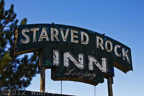 Starved Rock Inn by William 74