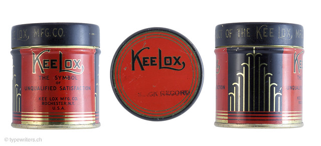 Farbbanddose Keelox