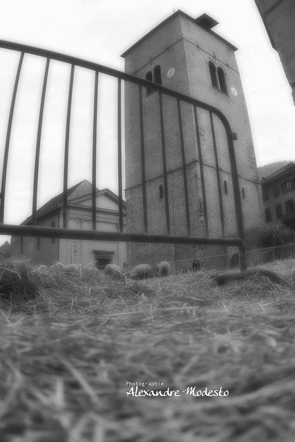 Saint Jean De Maurienne Sur La Paille Flickr Photo