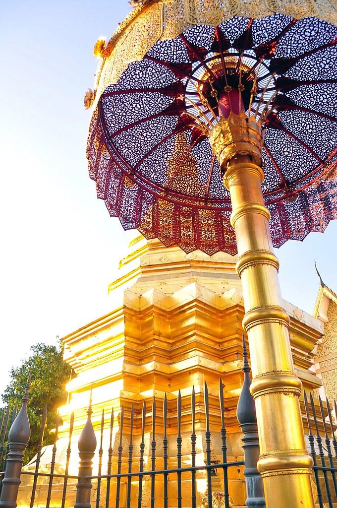 Chiang Mai's Wat Chomphu