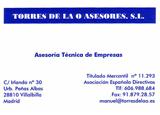 TORRES DE LA O ASESORES