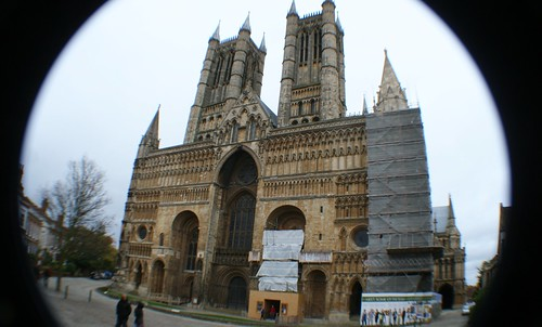 Lincoln Cathedral West Front