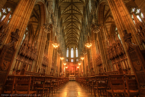 Lancing College HDR