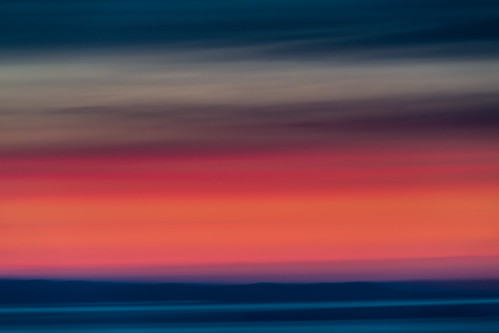 Sunset Abstracted