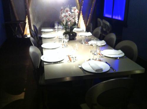 Salón reservado