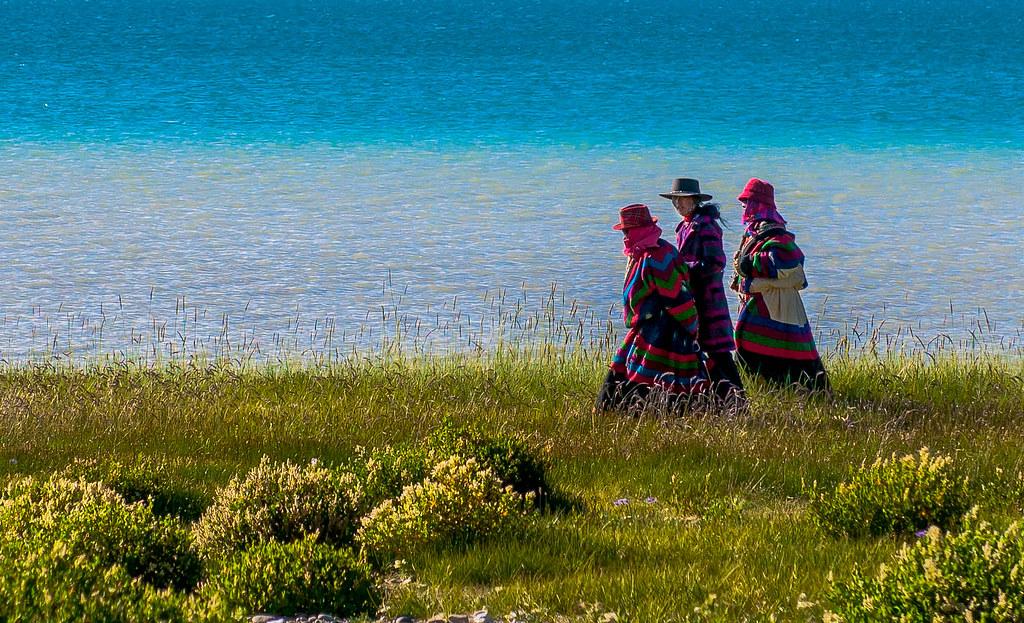 重游西藏-阿里玛旁雍错与拉昂措 - 风景这边独好 - 风 景 这 边 独 好