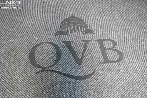 queen victoria's building carpet