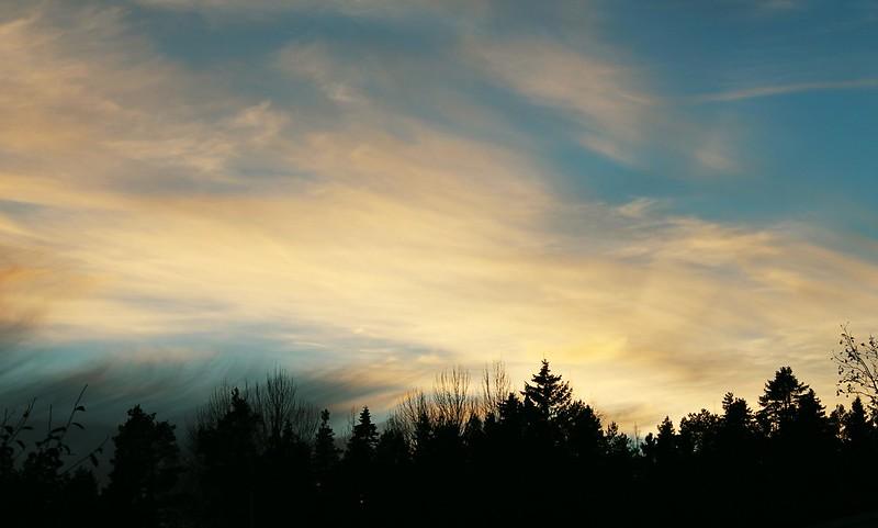 jonkilainen taivas