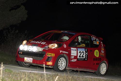Miquel Prat - Peugeot 107 Cup