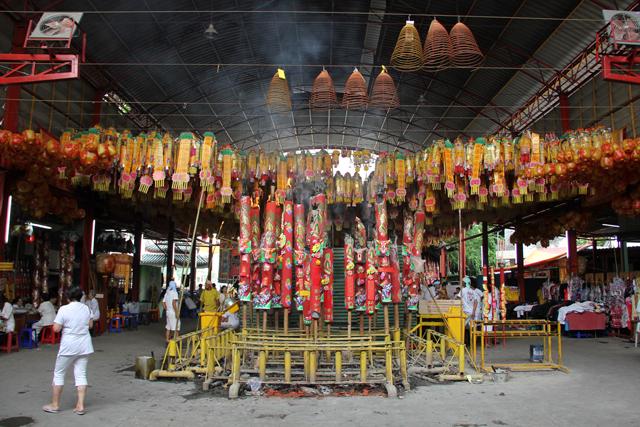 Fan Jao Jo Sur Kong Chinese temple