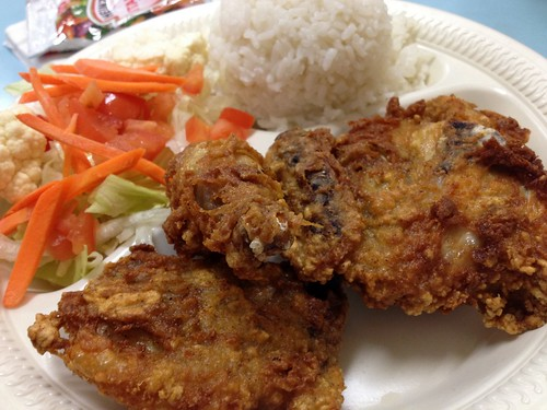 Molokai Drive Inn - Fried Chicken