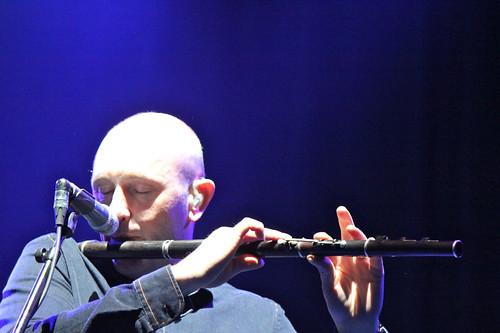 Mike McGoldrick flute