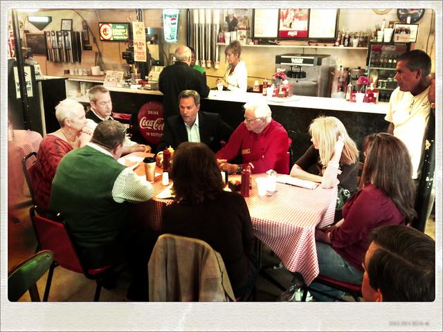 Jones Diner in Clayton