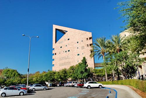CLA Building, Antoine Predock 1993