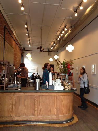 Stumptown Coffee Roasters, 3356 SE Belmont St Portland, OR