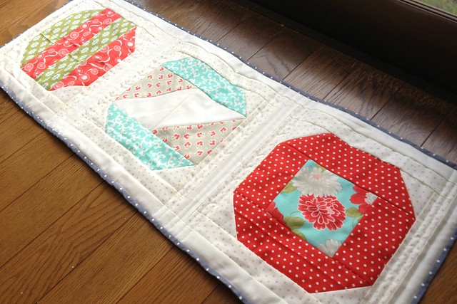Ornamental Table Runner