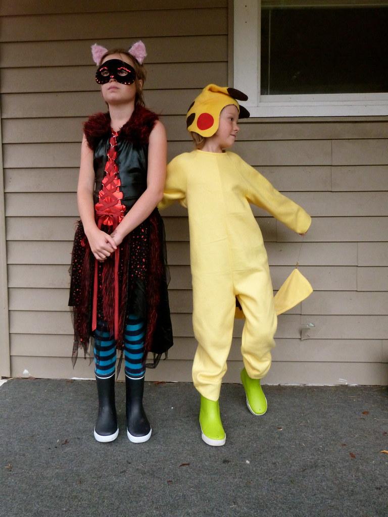 Nels + Phoenix, Halloween 2012