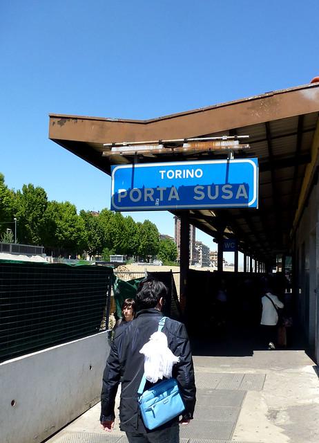 Florence - jour 1 - 012 - Gare de Torino