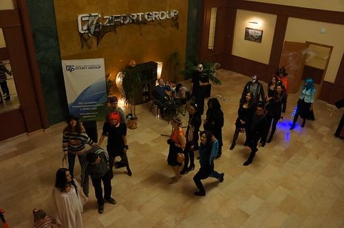 Zfort Group Celebrates Halloween (2012)