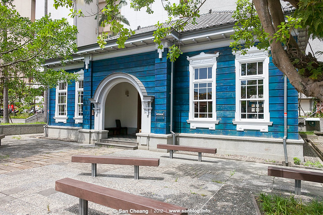 宜蘭舊監獄門廳