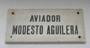 Callejero franquista