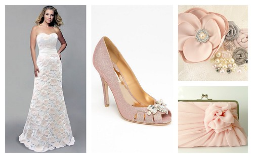Modern Glam Bridal Style by Nina Renee Designs