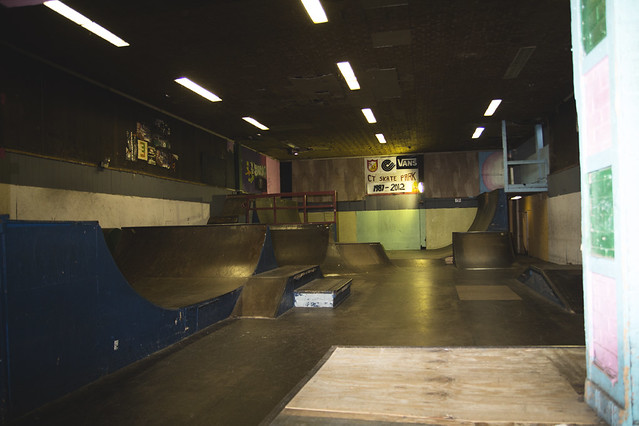 CT Indoor Skatepark