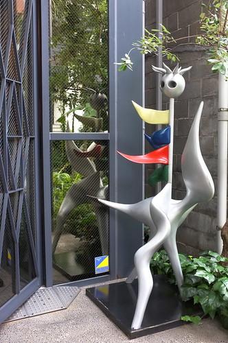 2012夏日大作戰 - 東京 - 青山 - 岡本太郎記念館 (7)