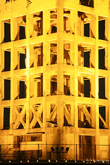 tower of Shime coal mine