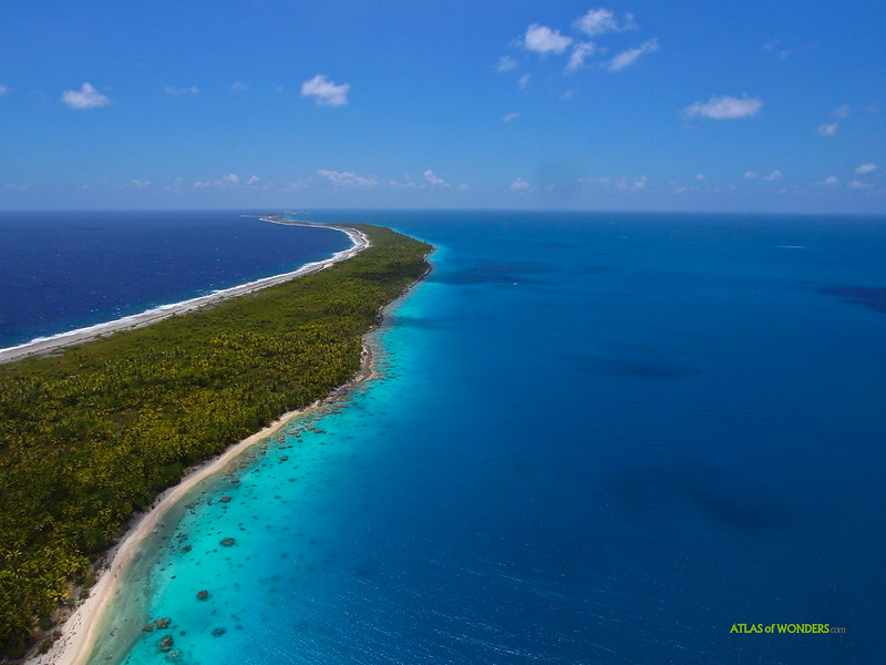 Polinesia Atolón