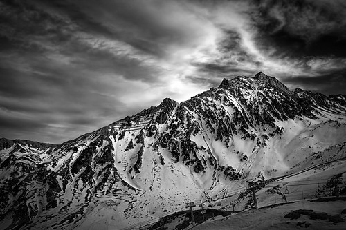 A Jagged Mountain