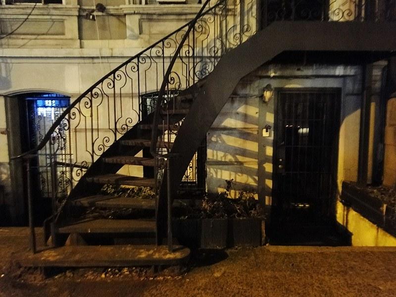 stairs door house   East82d Street Upper Eastside Manhattan 04 1jr13_323