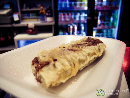 Fried Mars Bar